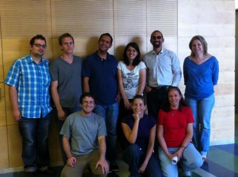 research group in 2011